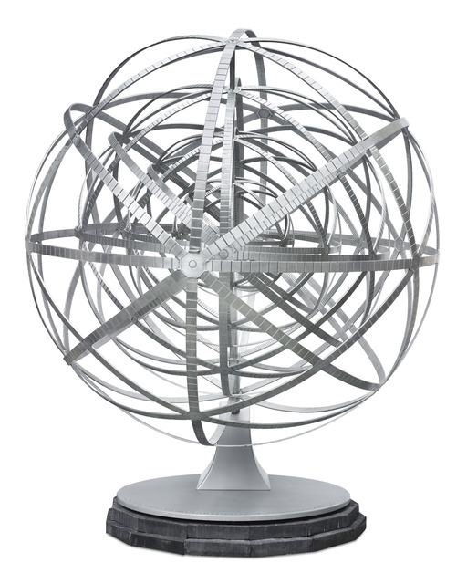 Andreas Von Zadora-Gerlof, 'Concentric Rinds', 2014-2015, Sculpture, Aluminum,  M.S. Rau