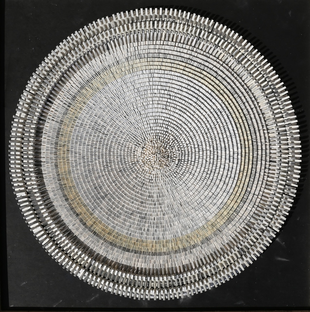 , 'Mandala II,' 2015, JanKossen Contemporary