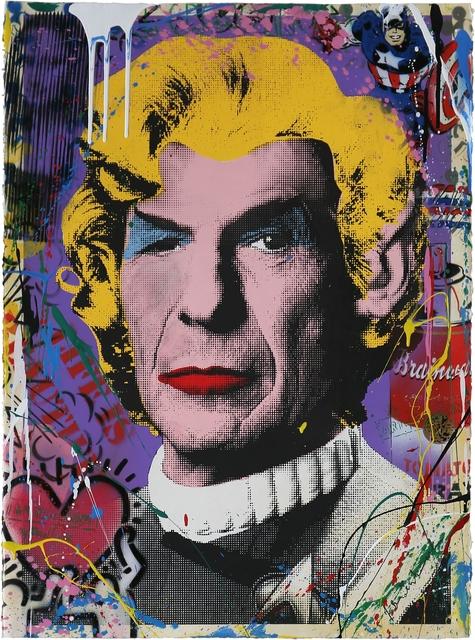 Mr. Brainwash, 'Spock (Variant No. 2)', 2013, Addicted Art Gallery