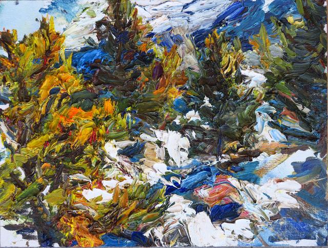 , 'Small Winter Landscape,' 2018, Gallery 1261
