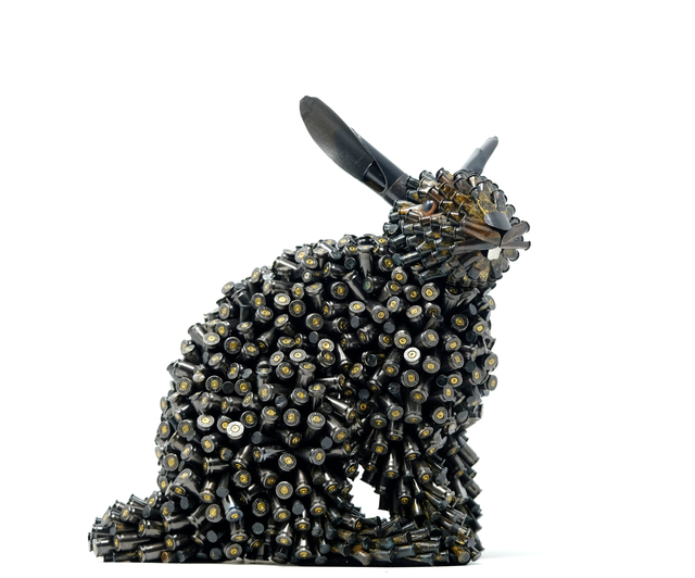 , 'Black Rabbit,' 2018, Adelson Galleries