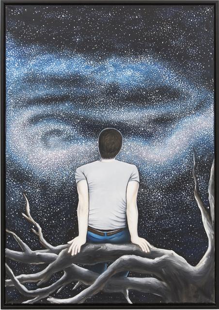 , 'Mr. Universe,' 2017, BBA Gallery