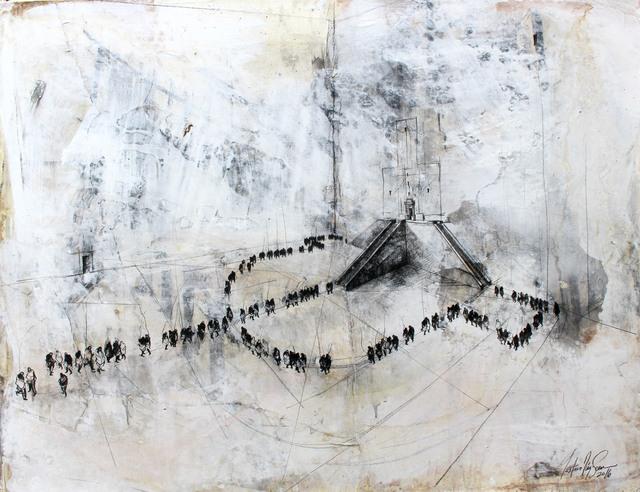 , 'Series: De Burócratas y Padrinos,' 2016, Victor Lope Arte Contemporaneo