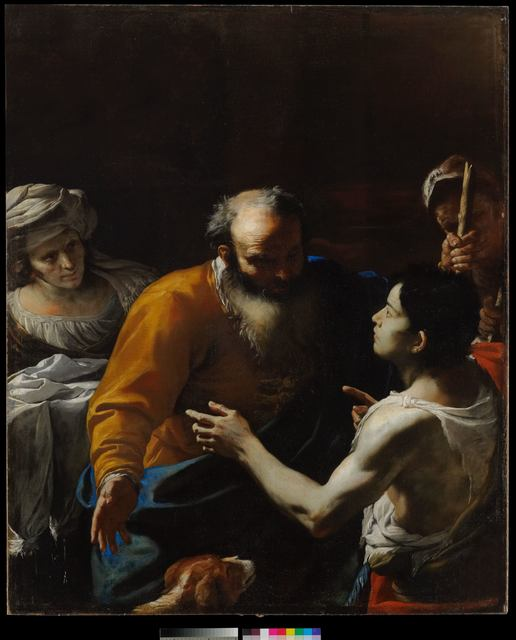 , 'The Return of the Prodigal Son,' 1600-1700, Colnaghi