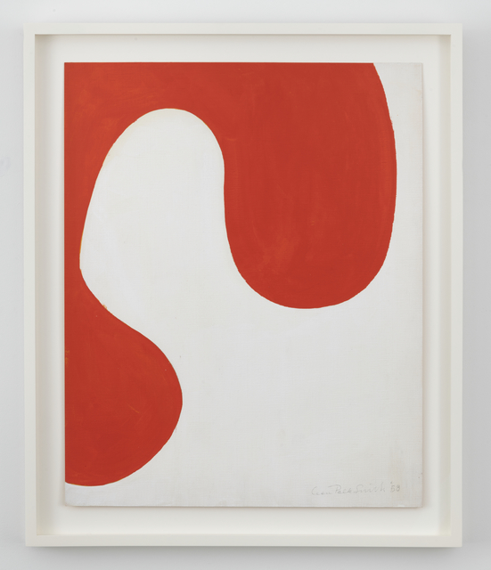 Leon Polk Smith, 'Untitled', 1958, Richard Gray Gallery