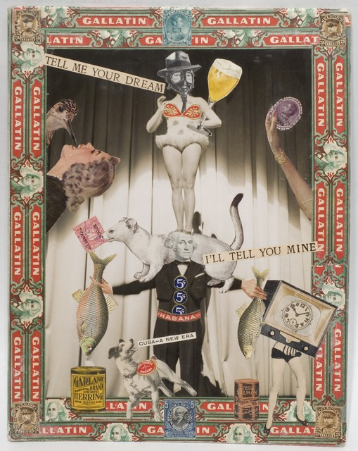 , 'Tell Me Your Dream,' ca. 1920-50, Adams and Ollman