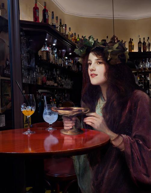 Alexey Kondakov, 'Beatrice Offor - «Circe». Roma, Bar.', 2019, Port agency