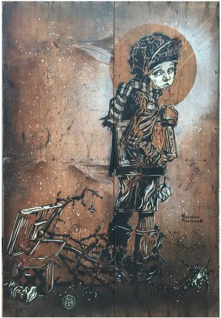 , 'December,' 2015, StolenSpace Gallery