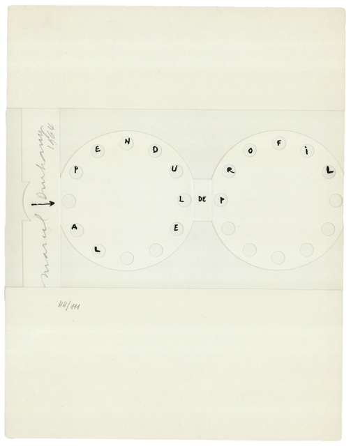 , 'The Clock in Profile,' 1964, Sims Reed Gallery