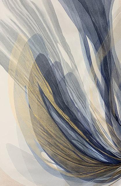 Antonio S. Molinari, 'Sapphire Echo', 2019, Art Leaders Gallery