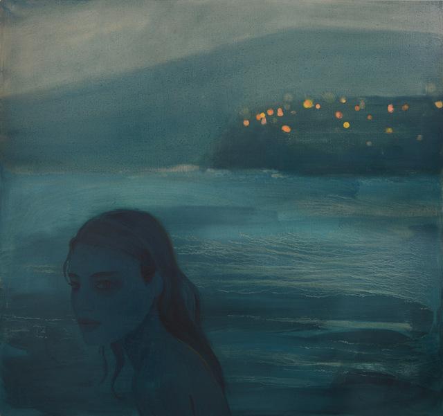 , 'Deserves a quiet night,' 2019, James Freeman Gallery
