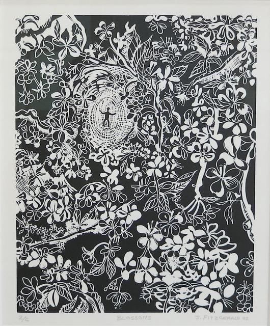 , 'Blossoms,' 1992, FitzGerald Fine Arts
