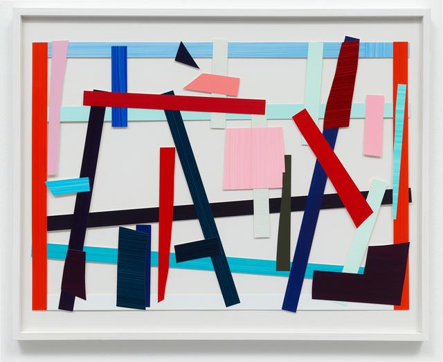 , 'Gartenbild 13 Ed. ,' 2008, Galerie Christian Lethert