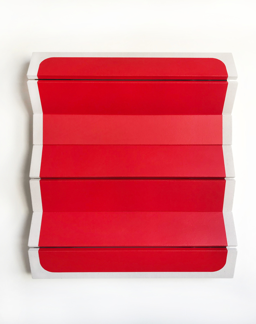 , 'Untitled Blunted Red ,' 2018, g.gallery