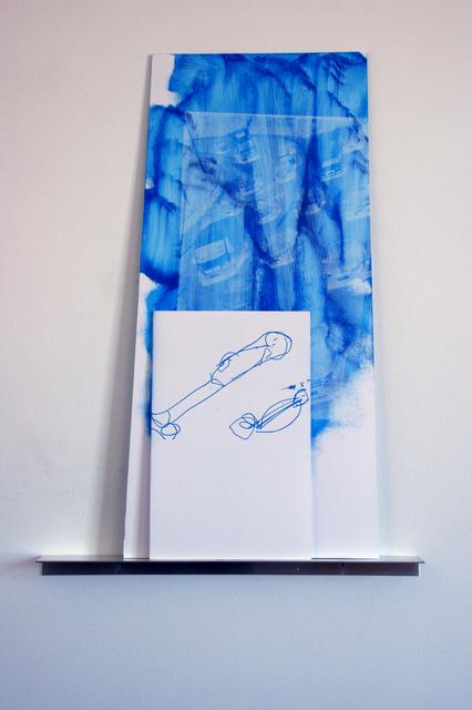, 'La cascade,' 2017, LMNO