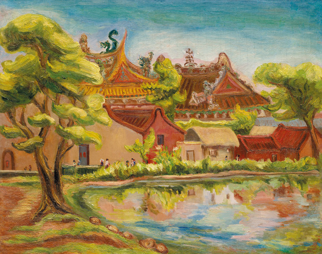 , 'Waterside,' 1939, Liang Gallery