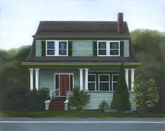 , 'Paper Town 4/40,' 2017, Fridman Gallery