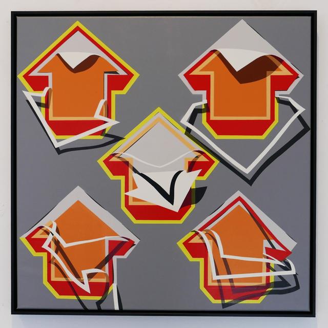 , 'Oktober,' 2016, Galerie SOON
