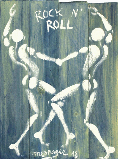 , 'Rockn'Roll (Réf. 125),' 2018, Galerie Art Jingle