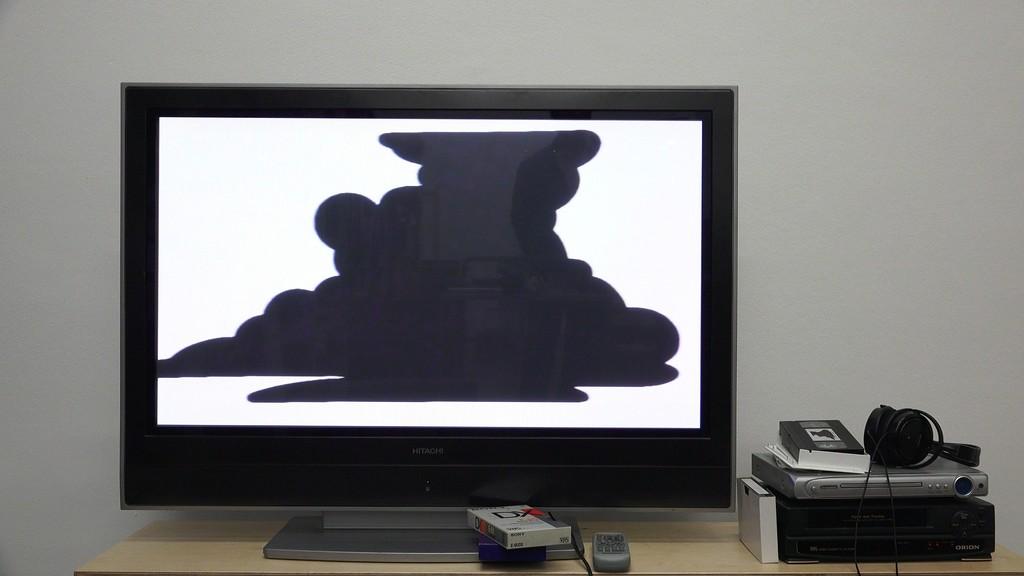 Fabian Bechtle, 'Master Scan', 2016, video (still) Courtesy the artist