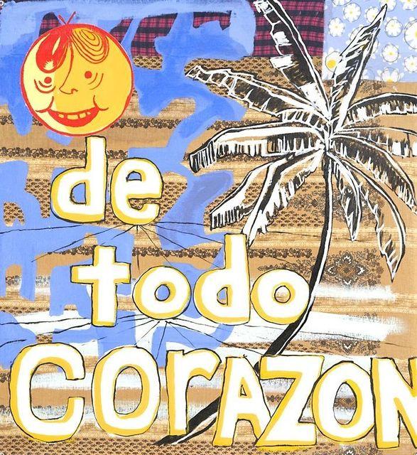 , 'De Todo Corazon,' 2007, Barry Whistler Gallery