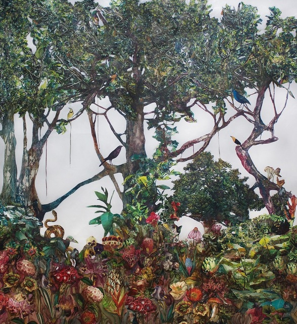 , 'One day at the forest,' 2018, Luisa Catucci Gallery