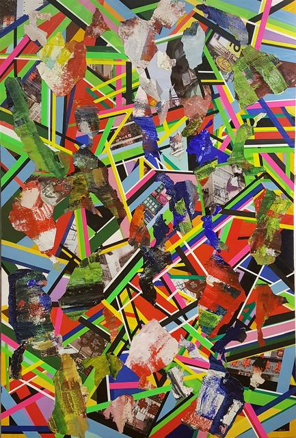 , 'Untitled 2,' 2016, Galeria Movimento