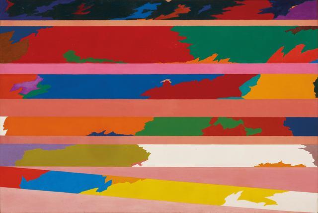 , 'Sub gratia,' 1969, Mazzoleni