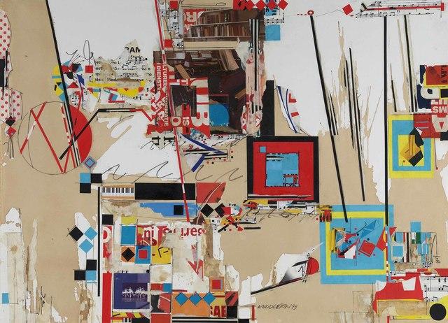 , 'Time,' 1993, Spanierman Modern