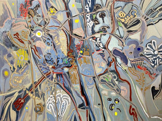 Jim Thorell, 'Powerful pumpernickel', 2019, SETAREH GALLERY
