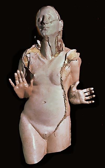 Arlene Love, 'St Agnes', 1980, Sculpture, InLiquid