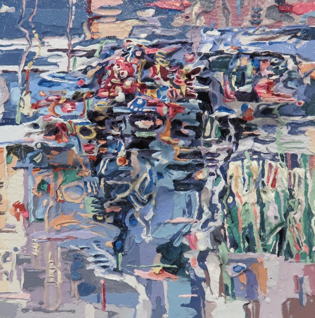 , 'Reflection k-h-11,' 2018, MASAHIRO MAKI GALLERY