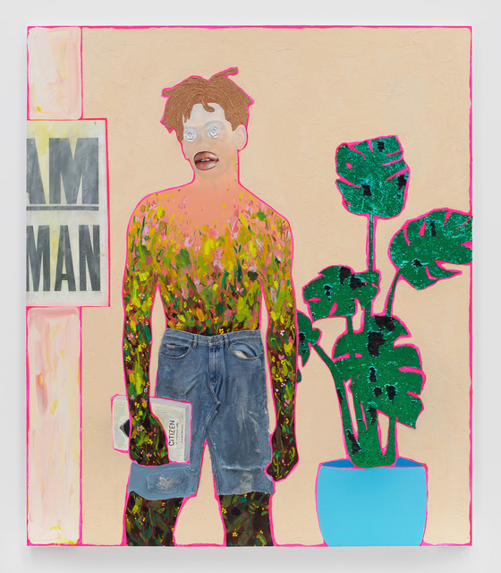, 'A Man and a Brother,' 2019, De Buck Gallery