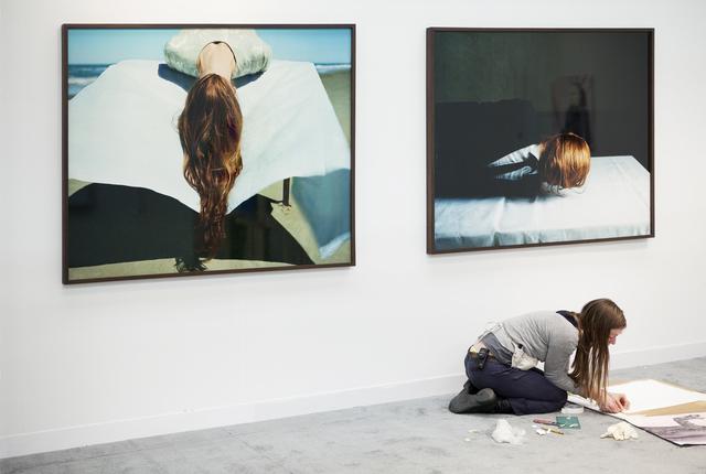 , 'Charlotte Lund,' 2011, Meislin Projects