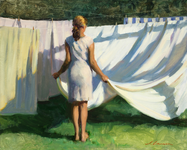 , 'Folding Sheets,' 2000-2019, Helena Fox Fine Art