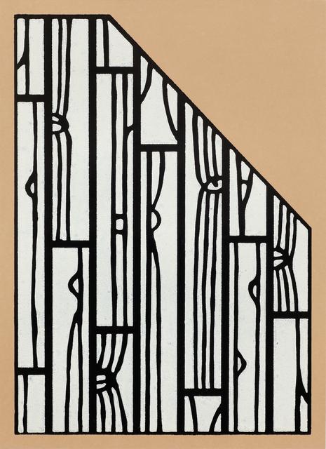 Richard Woods, 'Offcut No 6 (inside the porch)', 2013, Cristea Roberts Gallery
