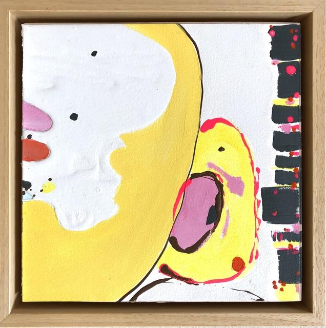 , 'Central Park Coffee Break 10,' 2019, Miller Gallery Charleston