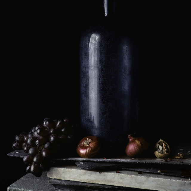 , 'Still Life with Grapes and Red Onion	,' , Pucker Gallery