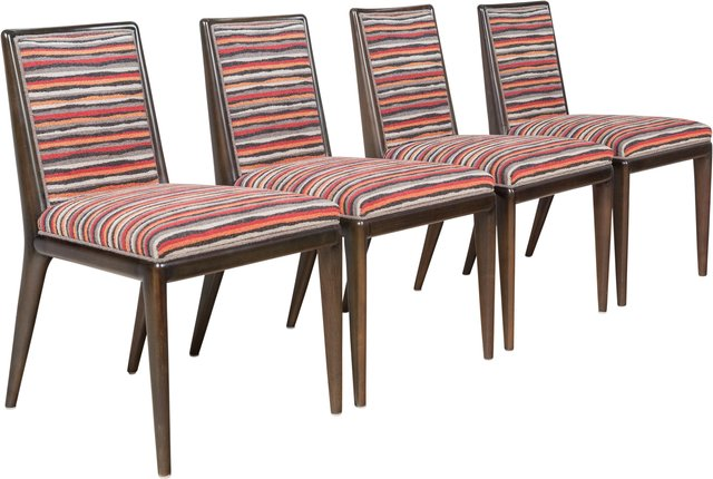 Terence Harold Robsjohn-Gibbings, 'Four Side Chairs', circa 1950, Heritage Auctions