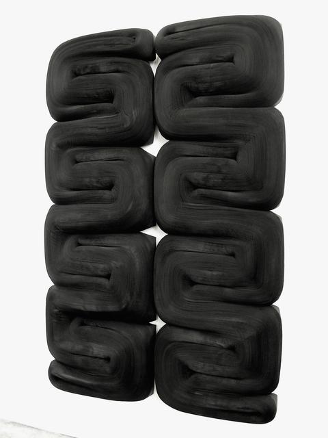 , 'JK368 Black,' 2008, C. Grimaldis Gallery