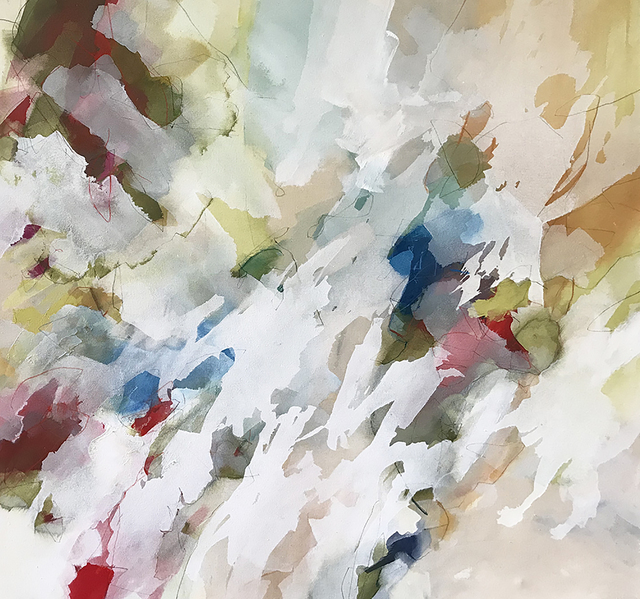 Cynthia Knapp, 'Feather Veil', 2019, Spalding Nix Fine Art