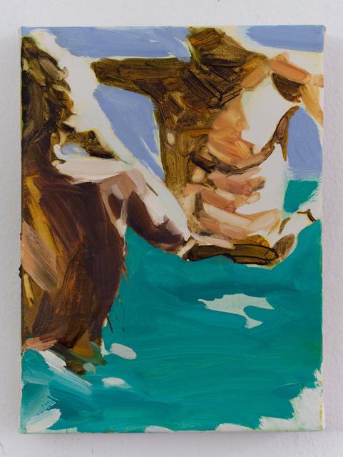 , 'Swimmers,' 2019, Albert Merola Gallery