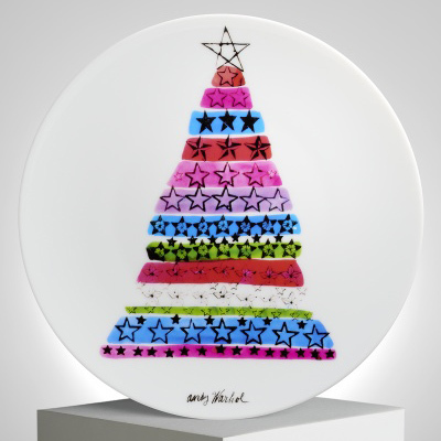 Andy Warhol, 'Christmas Tree Plate by Andy Warhol', 2017, Artware Editions