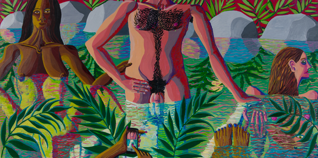 , 'Infinity Pool,' 2017, V1 Gallery