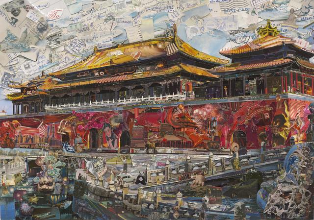, 'Forbidden City ,' 2014, Matthew Liu Fine Arts