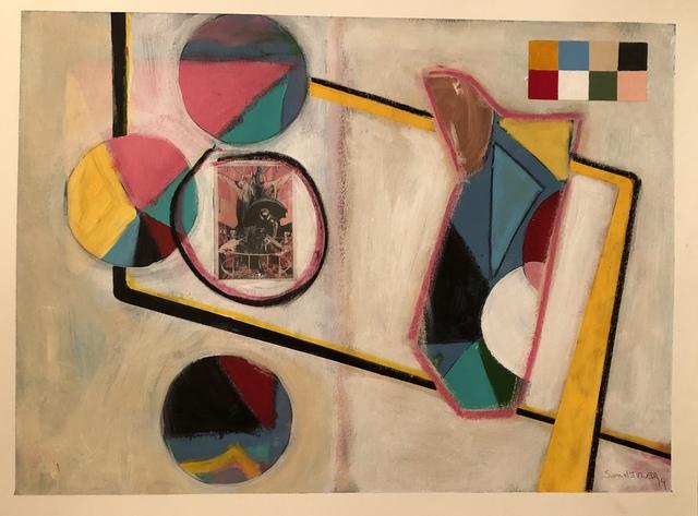 , 'Homage Bacon,' 2019, Imlay Gallery