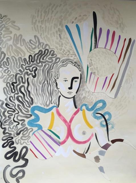 , 'Portrait Series, No. 9,' 2017, Cheryl Hazan Gallery