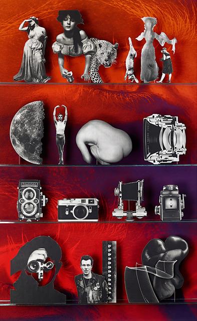 , 'Camera,' 2013, Jessica Silverman Gallery