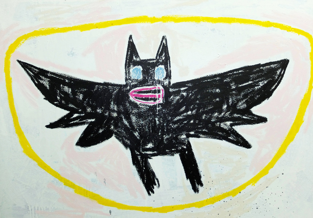 , 'Bat in Salem,' 2015, Madelyn Jordon Fine Art