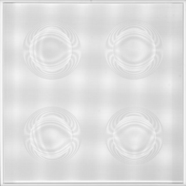 , '4 Esferas Estelares (Blanco),' 2015, Art Nouveau Gallery